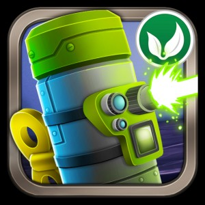 Wind Up Robots Game Icon